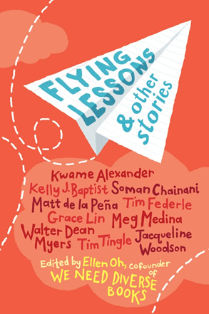 Flying Lessons by author Ellen Oh