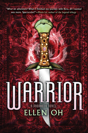 Warrior by author Ellen Oh
