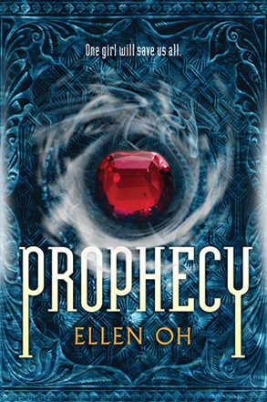 Prophecy by author Ellen Oh