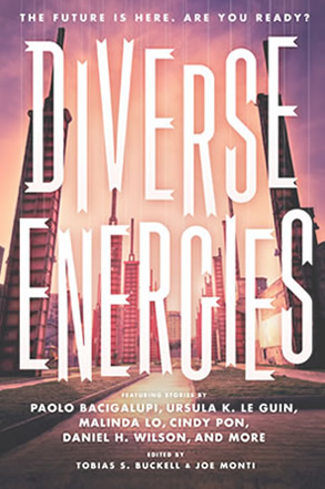 Diverse Energies with author Ellen Oh
