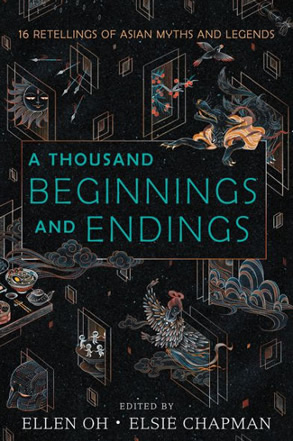 A Thousand Beginnings and Endings with author Ellen Oh