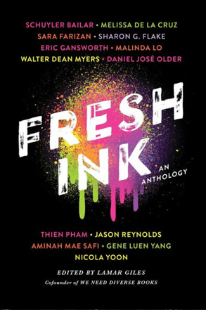 Fresh Ink with author Ellen Oh