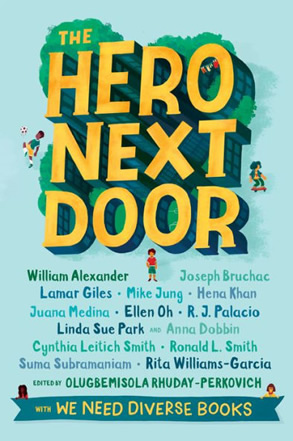 The Hero Next Door with author Ellen Oh